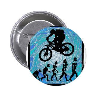 TENDENCIA ESCARPADA de la bici Pins