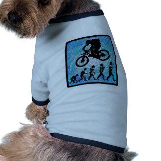 TENDENCIA ESCARPADA de la bici Prenda Mascota