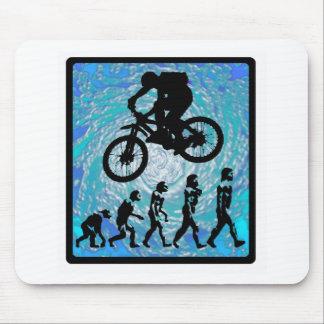 TENDENCIA ESCARPADA de la bici Tapete De Raton