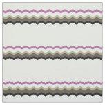 Tendencias modernas geométricas del zigzag de