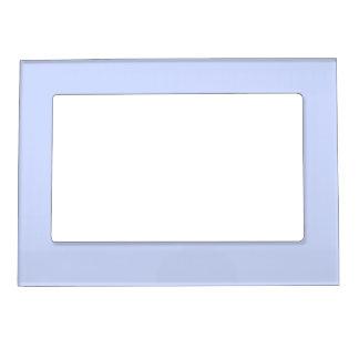 Tender Baby Blue Sky Blue Pastel for Summer Gazebo Magnetic Frames