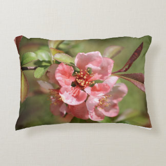 Tender blooms… accent pillow