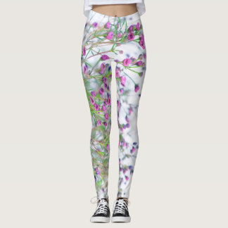 Tender Flowers Leggings