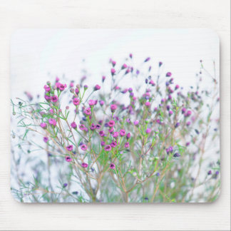 Tender Flowers Mouse Pad