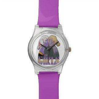 tender girlfriends wrist watch