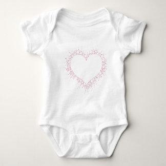 Tender Heart Baby Bodysuit