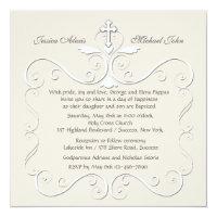 Tender Heart Religious Invitation