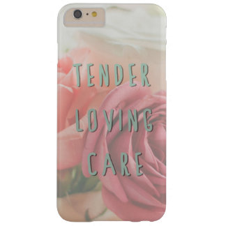 Tender loving care barely there iPhone 6 plus case