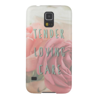Tender loving care galaxy s5 cover