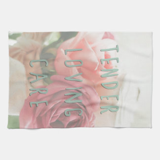 Tender loving care kitchen towels