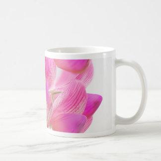Tender pink field more flower coffee mug