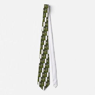 Tender Schneeglöckchen Neck Tie