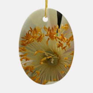 Tender Tempest Ceramic Ornament