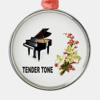 tender tone display metal ornament