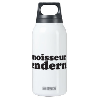 Tender Vittles Connoisseur 10 Oz Insulated SIGG Thermos Water Bottle