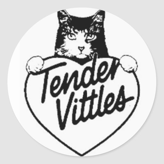 Tender Vittles Stickers