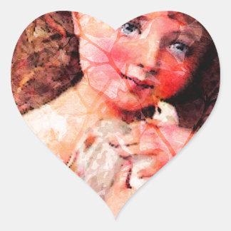 TENDEREST MERCIES 2.jpg Heart Sticker