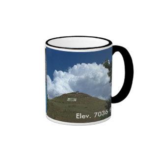 Tenderfoot Hill and Kayak Wall, Salida, CO Coffee Mug