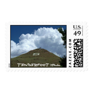 Tenderfoot Hill Postage