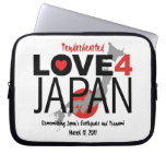 Tenderhearted Love 4 Japan Computer Sleeve