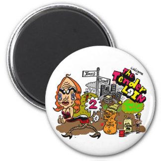 tenderloin 2 inch round magnet