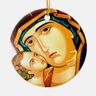 Tenderness Ceramic Ornament