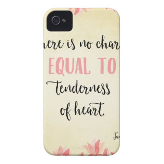 Tenderness of Heart iPhone 4 Cover