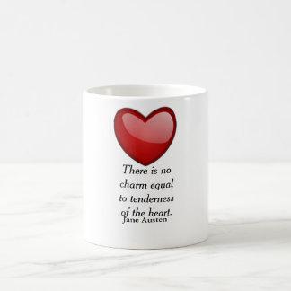 Tenderness of heart - mug