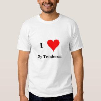 Tenderoni Playeras