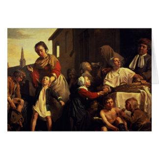Tending the Orphans Card