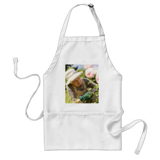 Tending To The Garden Adult Apron