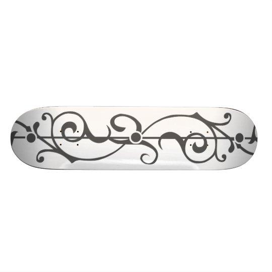 Tendrillon Ivory (Smoke) Skateboard Deck