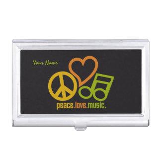 Tenedor de encargo de la tarjeta de visita de la m cajas de tarjetas de negocios