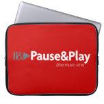 Tenedor de la tableta de la pausa y del juego manga computadora