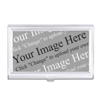 tenedor de la tarjeta de visita cajas de tarjetas de presentación