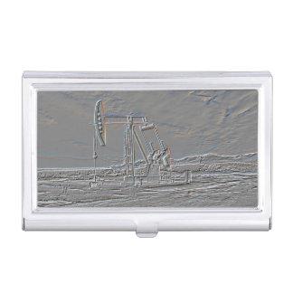 Tenedor de la tarjeta de visita de la unidad de cajas de tarjetas de presentación