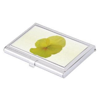 Tenedor de la tarjeta de visita - pensamiento barb caja de tarjetas de negocios