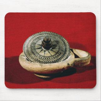 Tenedor del perfume de Etruscan Tapetes De Raton