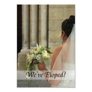 Tenemos invitación eloped