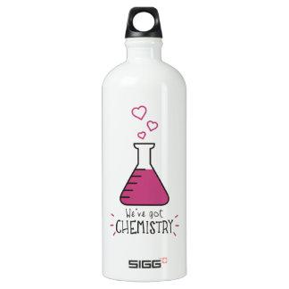 Tenemos química