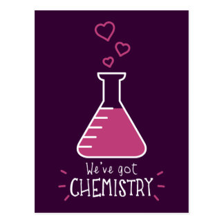 Tenemos química postal