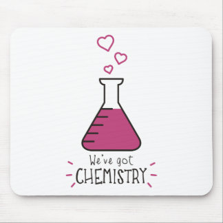 Tenemos química tapete de ratón