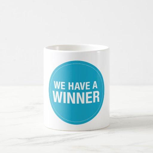tenemos un ganador tazas