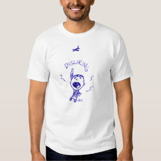 Tener aversión la camisa del bosquejo (de los