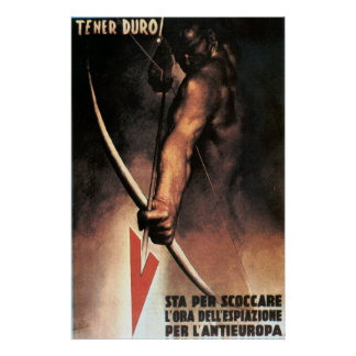 Tener Duro Poster