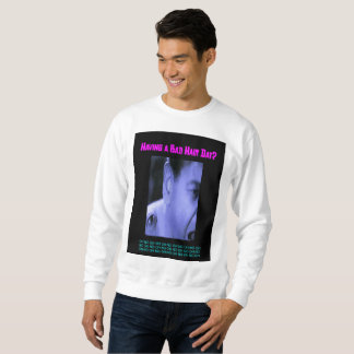 ¿Tener un mún día del pelo? La camiseta básica de Suéter