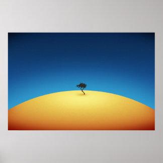 Tenere Tree (No text) Poster
