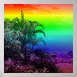 Tenerife, arco iris