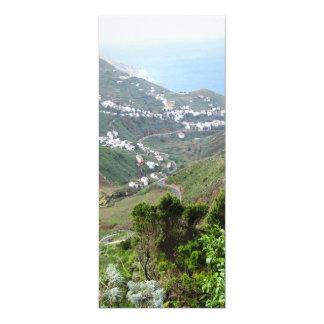 Tenerife Invitación 10,1 X 23,5 Cm