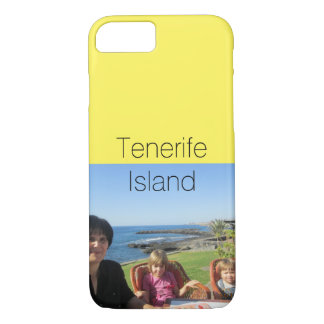 Tenerife Island, Add Your Image. 4.7 Inch iPhone 7 Case
